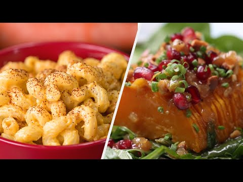 Five Holiday Sides Without Meat or Dairy ? Tasty Recipes