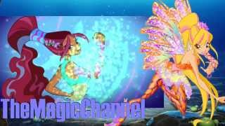 Winx Sirenix - 22 episode Greek (FanMade)