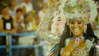 Samba dancers - Carnaval in Rio
