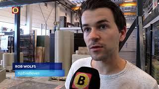 Eindhoven krijgt als eerste stad ter wereld 3D-geprinte huizen