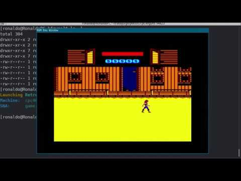 Could Tup speed up 8-bit projects builds? Tests with CPCtelera and Kung fu Guns