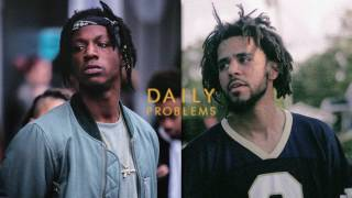 Joey Bada$$ X J.cole type beat - Daily Problems l Accent beats l Instrumental