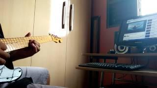 Maravilhado Nivia Soares, guitarra cover..