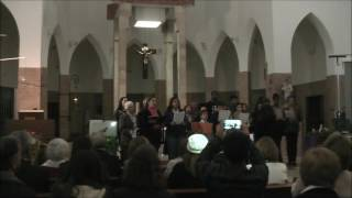 Coro das 9h30 (Parte 2) – Encontro de Coros (Paróquia da Amadora) – 19/12/2015