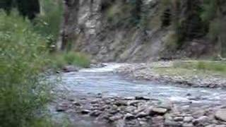 Gunnison Clear Mountain Stream