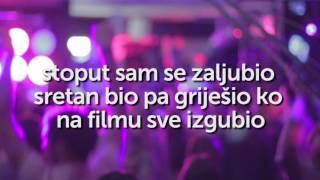 Cappuccino - Da sam često trijezan + Lyrics