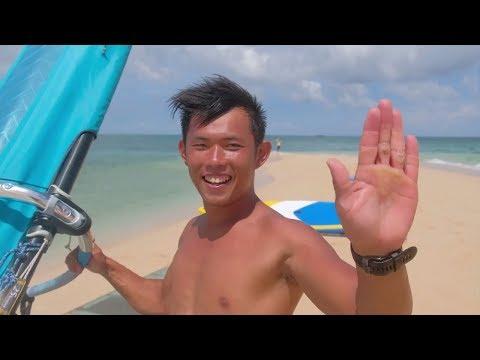 Sand, Sun, and Sea in Taiwan 30sec