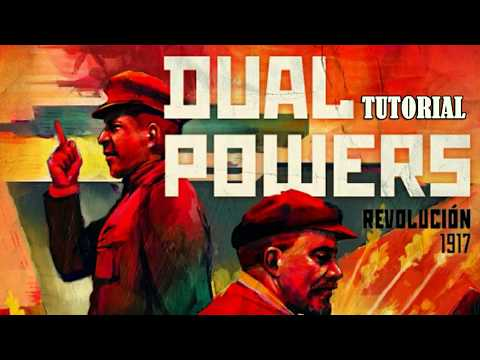 Reseña Dual Powers: Revolution 1917