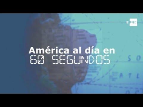 América al día en 60 segundos, viernes 04 de diciembre