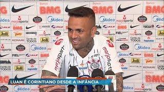 Luan estreia no Corinthians com dois gols na Florida Cup