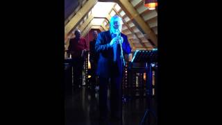"John Sheahan performing ""St Patrick's Cathedral"" on the tin whistle"