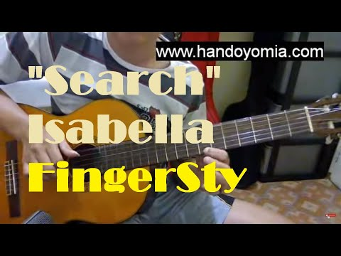 Isabella Search Fingerstyle Guitar Solo Chords Chordify