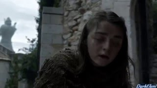 Arya Stark - Paint It Black [+6x03]