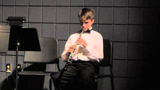 """Ethan's Oboe Solo ... """"Victory"""""""
