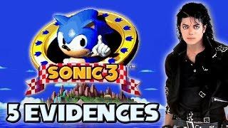 5 Evidences : Sonic 3 & Michael Jackson