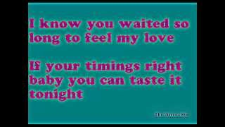 sandra & thomas anders - the night is still young lyrics