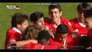 Iniciados 'A': SL Benfica 3-0 Sporting CP