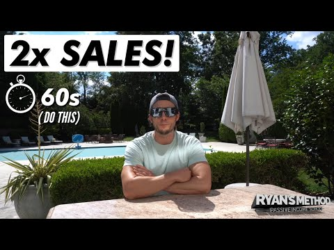 Double Your POD Sales (in 60 Seconds)
