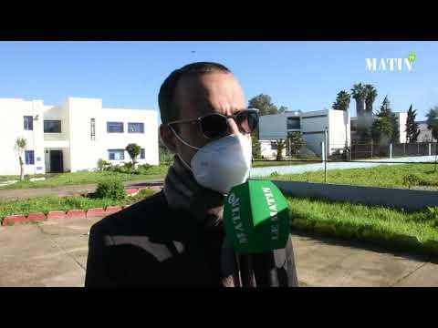 Video : Nouveaux variants de SARS-CoV-2: Lancement de l'opération de dépistage à Casablanca