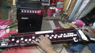 Yashomati Maiya Se Bole Nandlala Bhajan On Bulbul Tarang Banjo By Md Nadeem