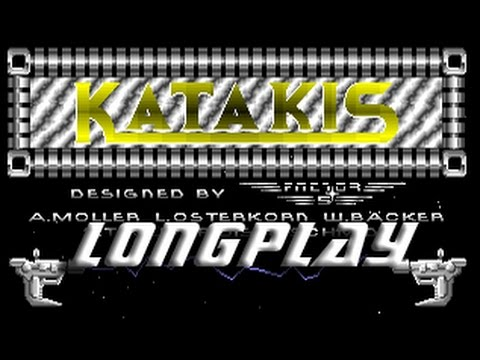 Katakis (Commodore Amiga) Longplay