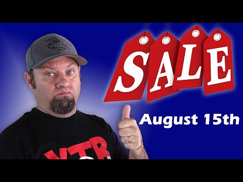 Ham Radio Shopping Deals for August 15 - IC-705 News!