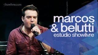 """""""Será que vai rolar?"""" - Marcos & Belutti no Estúdio Showlivre 2014"""