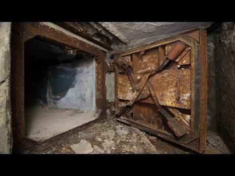 Abriendo Antiguo Refugio Soviético abandonado