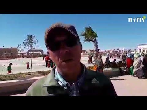 Video : Sport pour tous : Escale inédite de la Caravane nationale à Bir Gandouz