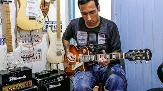 Eric Souza - Tom Jobim Wave ( guitar cover)