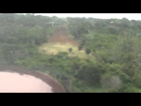 Macas – Wasakentsa en avion