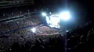 Bon Jovi In these arms Giants Stadium 2006