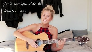 You Know You Like It - DJ Snake & AlunaGeorge (Cover by Lilly Ahlberg)