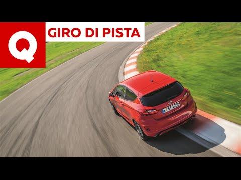 Giro di pista: la Ford Fiesta ST al Vairanoring