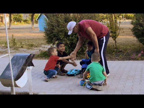 Kirgistan: Warum SOS-Väter so wichtig sind