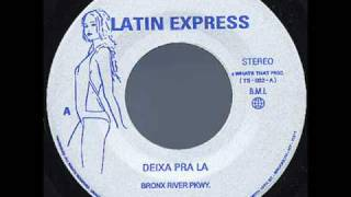 Bronx River Parkway - Deixa Pra La