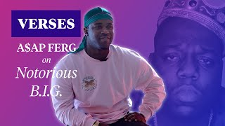 "A$AP Ferg on The Notorious B.I.G.'s ""Suicidal Thoughts"" 