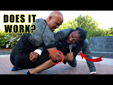 How to overcome fear with | 6x World Champion Stick Fighter