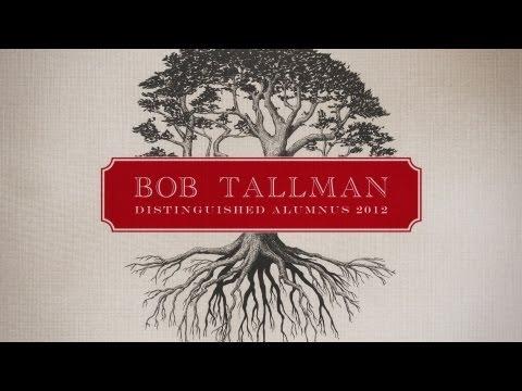 2012 RRC Distinguished Alumnus Bob Tallman