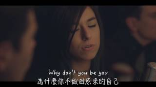 Let It Go  by James Bay   Christina Grimmie + Before You Exit Cover 中文字幕