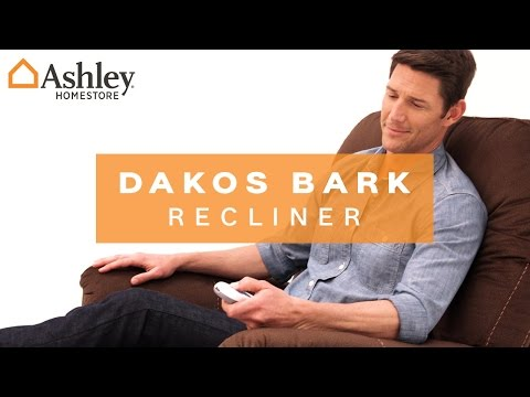 Ashley HomeStore   Dakos Bark Recliner