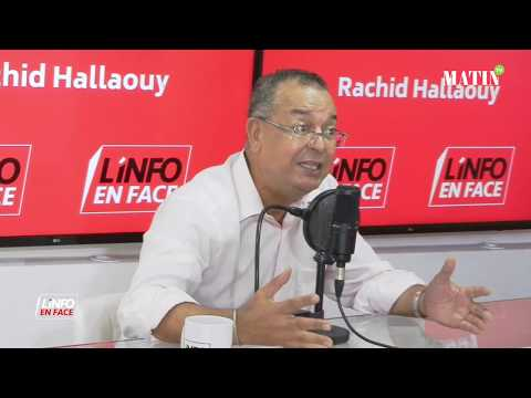 Video : Lahcen Haddad invité de L'Info en Face