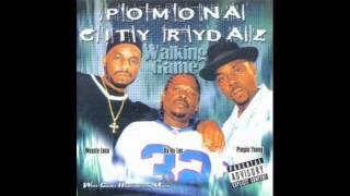 T.R.U.E. Crimes (Dirty) - Pomona City Rydaz feat. Tray Deee (Tha Eastsidaz)