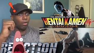 HENTAI KAMEN 2 Trailer (2016) The Abnormal Crisis REACTION!