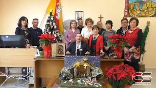 """Auguri di Natale 2019 dell'Ist. """"Anna Rita Sidoti"""" - www.canalesicilia.it"""