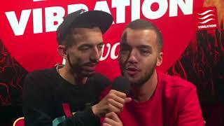 BIGFLO ET OLI - L'interview Tour Vibration
