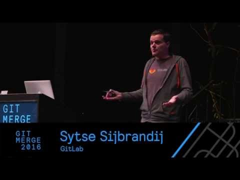 "Version Controlled CI and CD, Sytse ""Sid"" Sijbrandij - Git Merge 2016"
