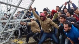Refugiados da Europa - 25 Imagens chocantes