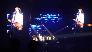 Paul McCartney Carrier Dome Syracuse New York 9/23/2017