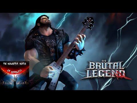 Brutal Legend (No Commentary)(Please read description)